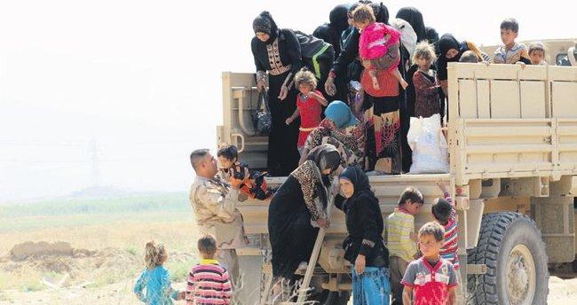 Kerkük'te Türkmenler evlerinden zorla çıkarılıyor
