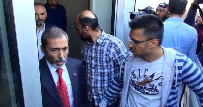 FETÖ'den gözaltına alınan 2 emniyet müdürü adliyede