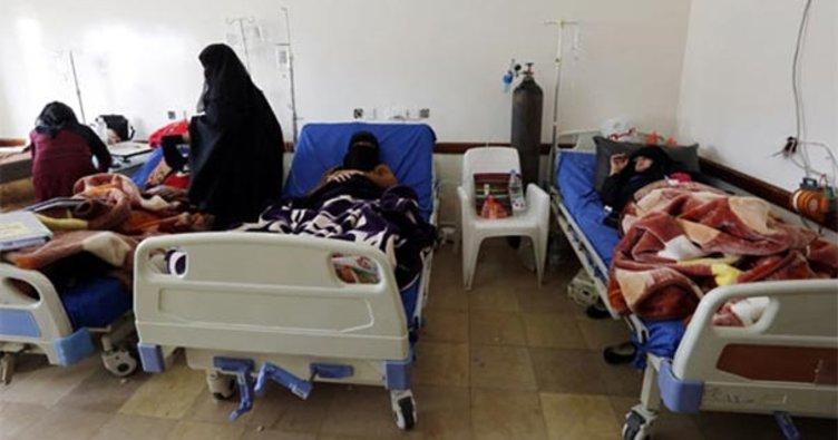 Yemen'de kolera salgını büyüyor!