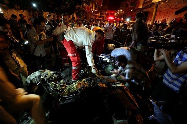 Gazze katliamının birinci yılı