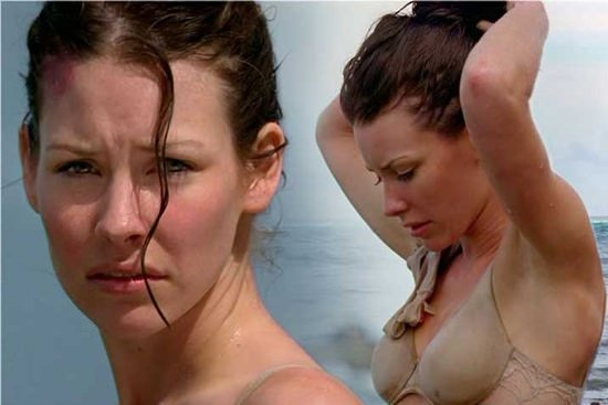 Lost'tan sonra Evangeline Lilly