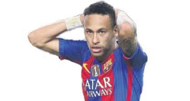 Neymar'a 2 yıl hapis