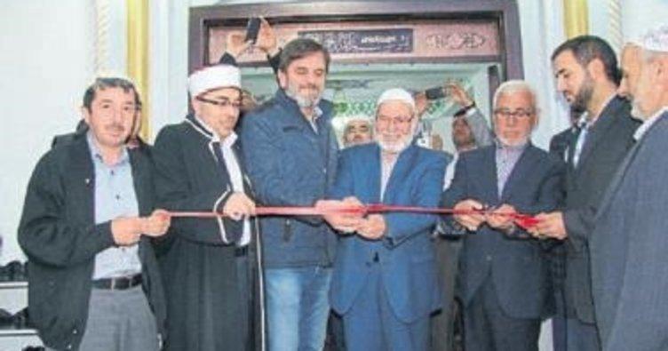 Karakoyun Camisi açıldı