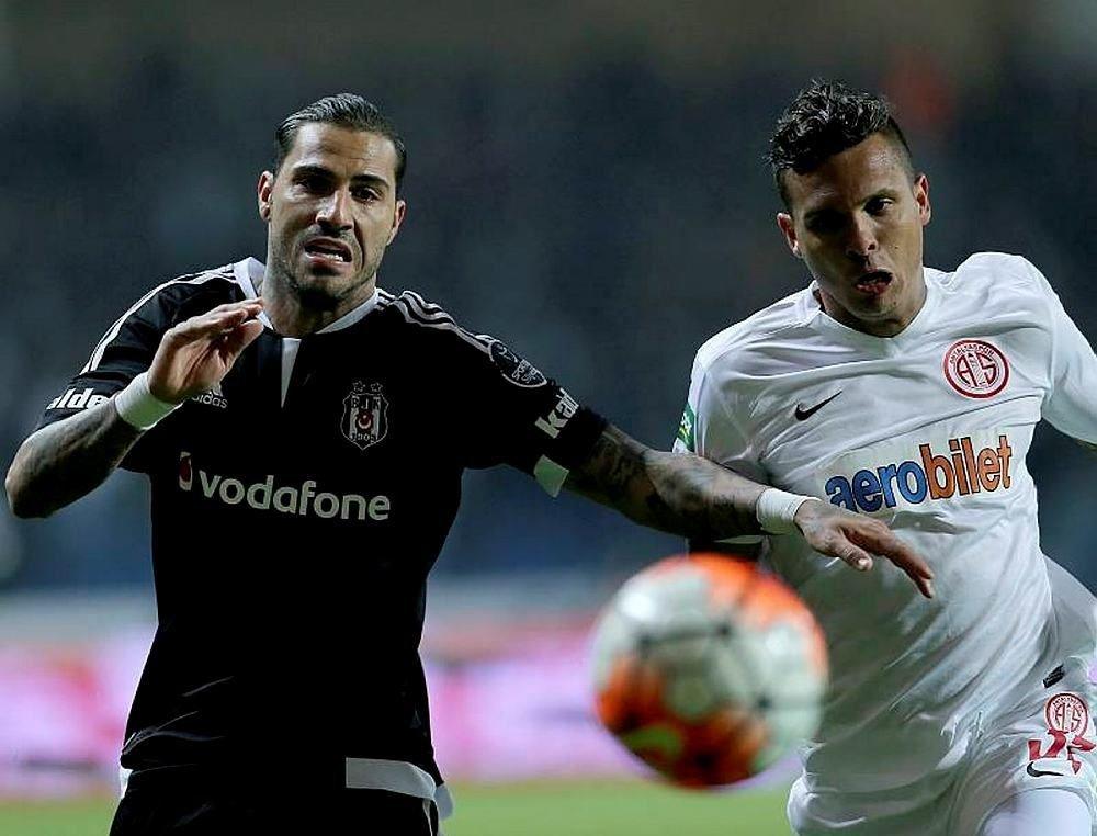 Beşiktaş - Antalyaspor (Canlı)