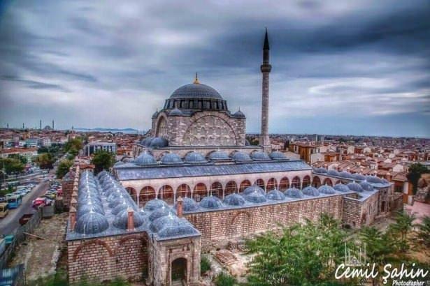 Camilerimizi hiç böyle gördünüz mü?