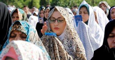 İran Ramazan Bayramını bugün kutluyor