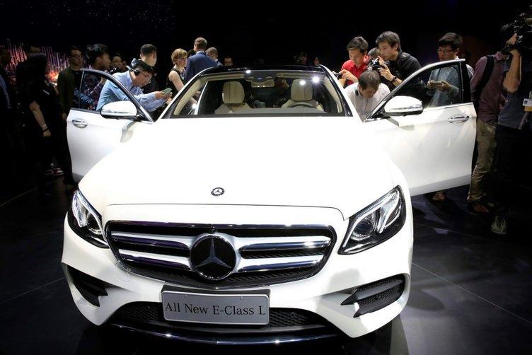 Pekin Otomobil Fuarı