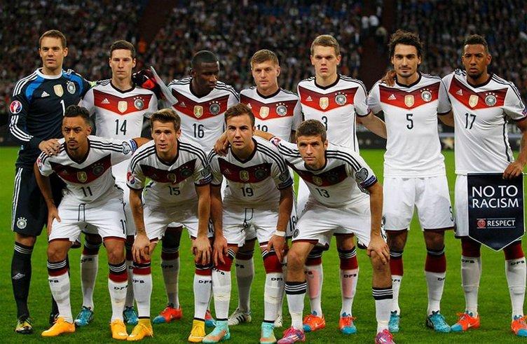 Almanya'ya ne oluyor?