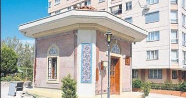 Muhtarlık binaları Osmanlı mimarisi