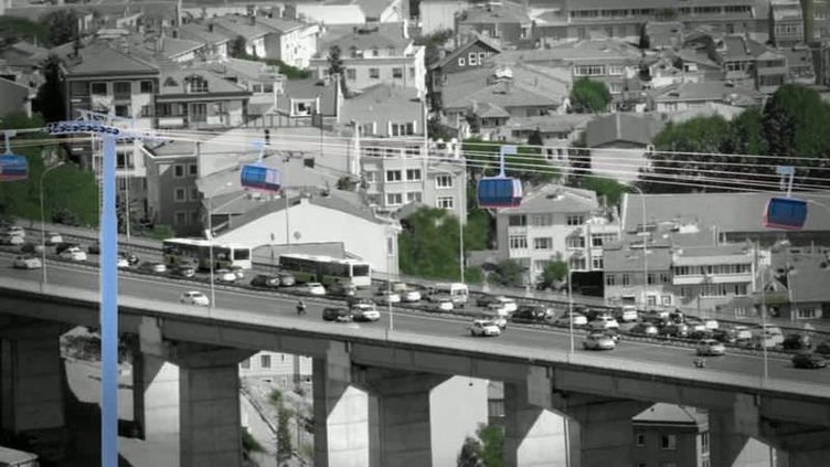 İstanbul'a teleferik müjdesi