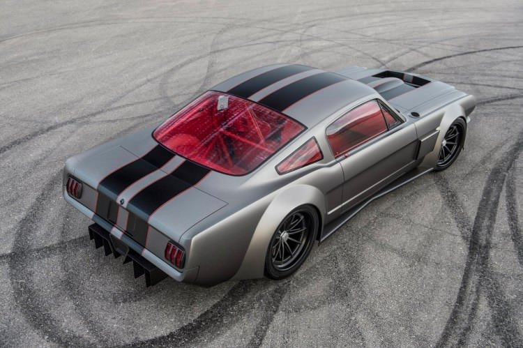1000 beygirlik Mustang!