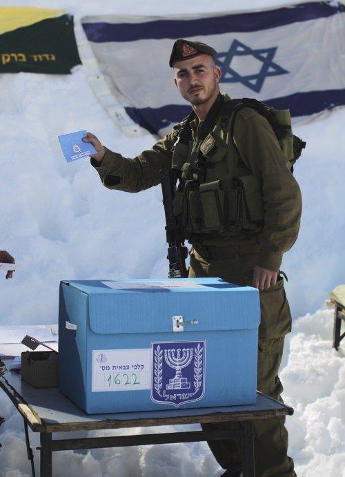 İsrail'de seçim heyecanı