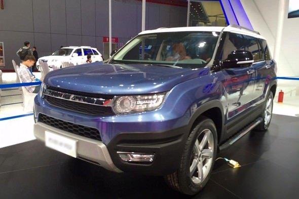 Çinlilerin orijinalinden ayıramayacağınız çakma otomobilleri