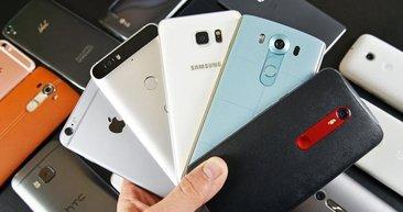 Dünyanın en iyi akıllı telefonları
