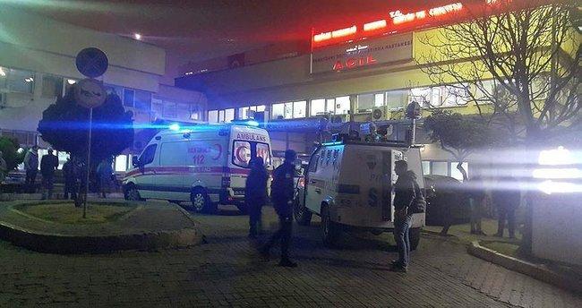Okmeydanı'nda silahlı saldırı! 1 kişi ağır yaralandı