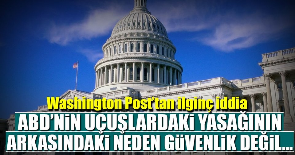 Washington Post'tan ilginç iddia
