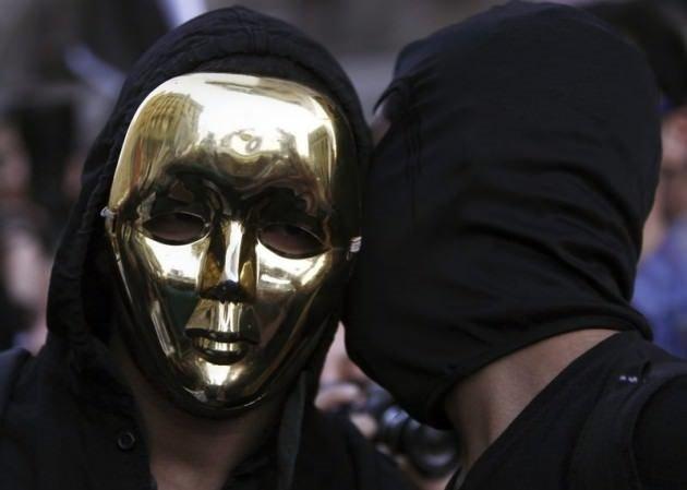 Mısır'ın vandalları Baltacılar