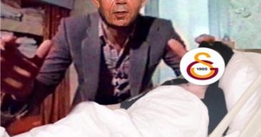 Galatasaray elendi capsler sosyal medyayı salladı