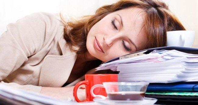 Kronik yorgunluk sendromu 'dinlenmekle' geçmez!