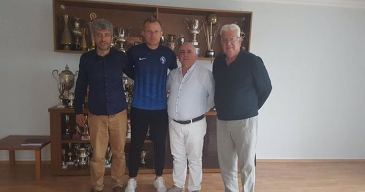 Serdar Kulbilge, Sarıyer'e transfer oldu