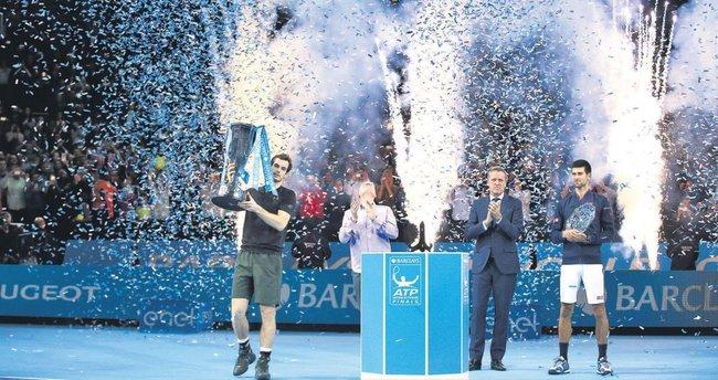 Garanti Koza'nın gözü Murray & Djokovic'te