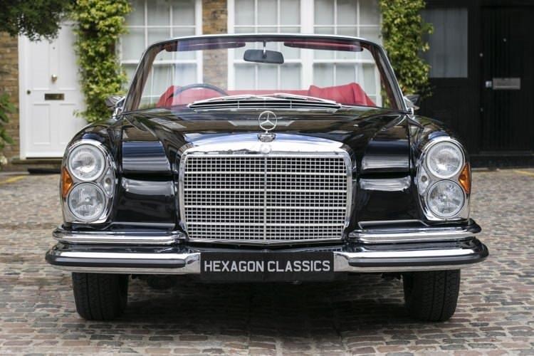 El yapımı Mercedes