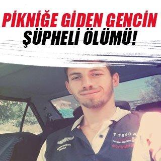 Antalya'da 22 yaşındaki gencin şüpheli ölümü