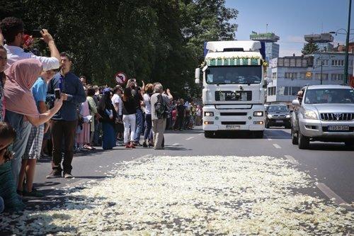 Srebrenitsa soykırımının 21. yıl dönümü
