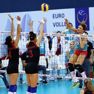 Filenin Sultanları Avrupa Şampiyonası'nda tur atladı!