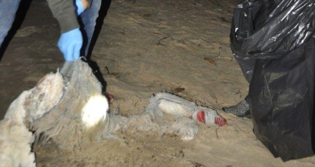 Kuşadası sahilinde çürümüş halde çocuk cesedi bulundu!