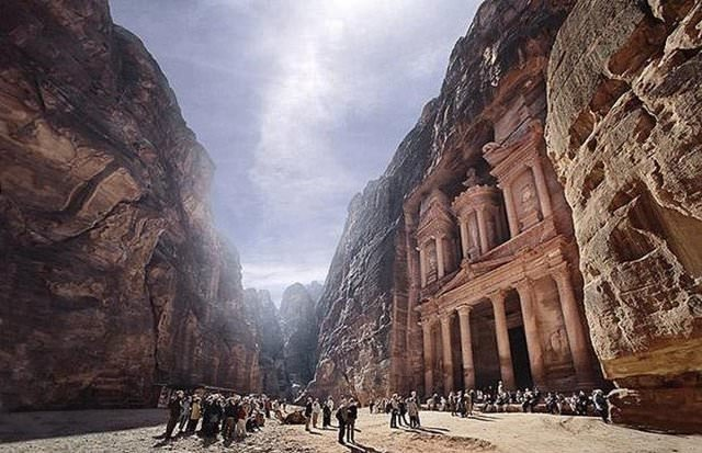 Dünyanın en eski şehirleri