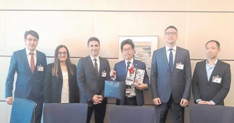 Japonlara İzmir tanıtımı yapıldı