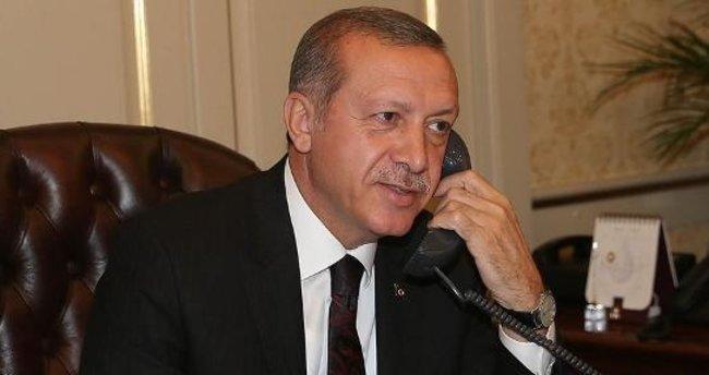 Cumhurbaşkanı Erdoğan'dan Hariri'ye tebrik telefonu!