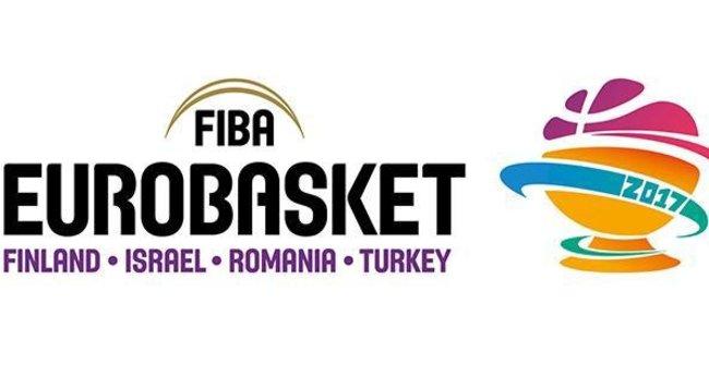 EuroBasket 2017'de gruplar belli oluyor
