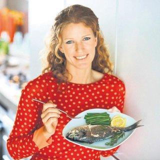Enerjinizi artırmak için balık ve muz yiyin