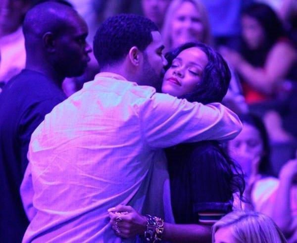 Rihanna ile Drake aşk yaşıyor