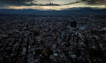 Son dakika: Meksika'da bir deprem daha!