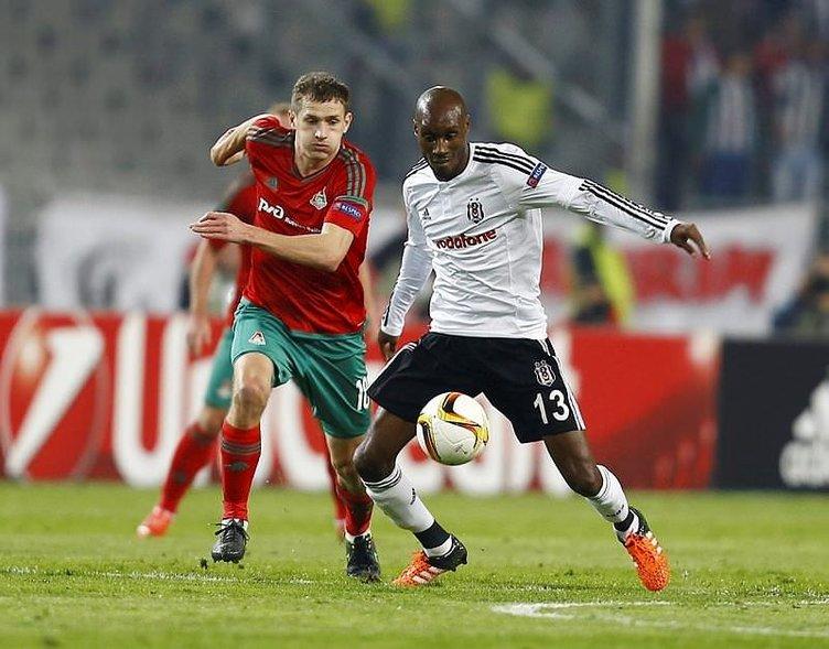 Galatasaray'dan Atiba sürprizi