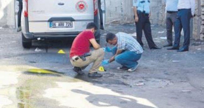 Bomba atan PKK'lı terörist tutuklandı