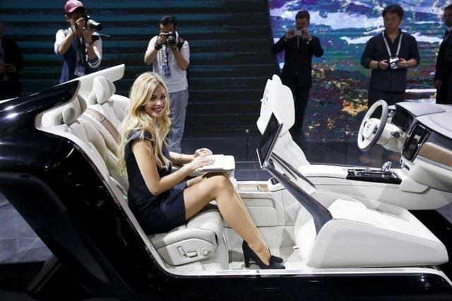 2016 Pekin Otomobil Fuarı açıldı