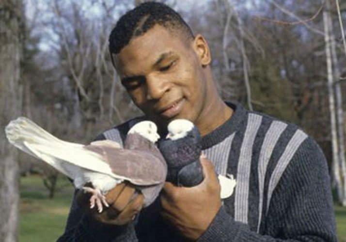 Sevgilisinin kuşunu yedi