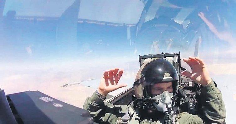 F-18 pilotlarının ölüm nedeni 'oksijensizlik'