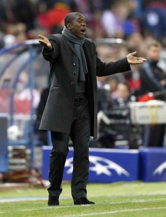 Atletico madrid- Milan maçından kareler