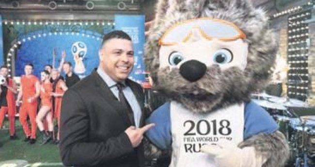 Rusya 2018'in maskotu Sibirya kurdu Zabivaka