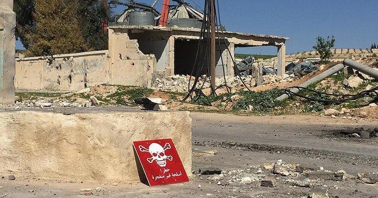 Esad rejiminden kimyasal saldırı iddiası!