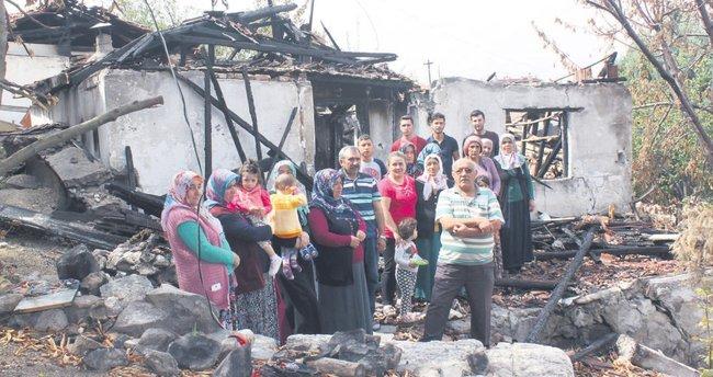 Süvari Mahallesi'nde bir ayda 10 ev yakıldı