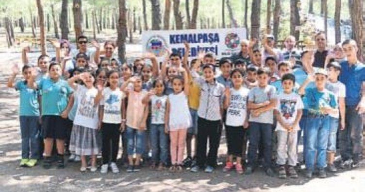 Başkan öğrencilerle bir araya geldi