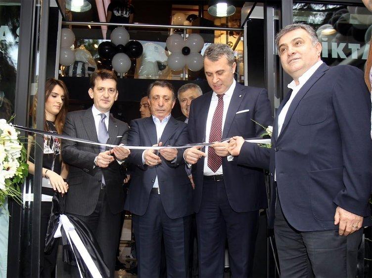 Bağdat Caddesi'ne Kartal Yuvası açıldı