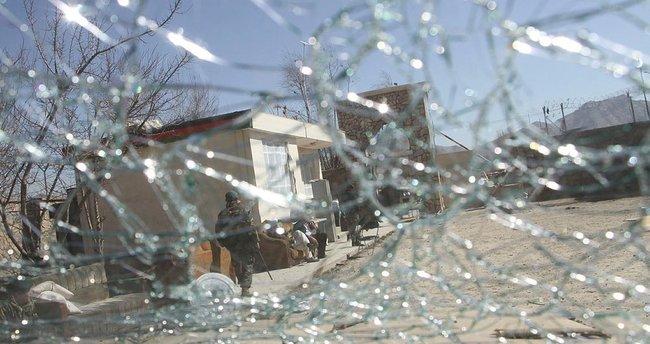 Afganistan'da ABD'nin askeri danışmanlarına saldırı!