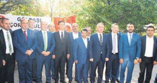 'Gazilik unvanı Türkiye'nin her yerine verilmelidir'